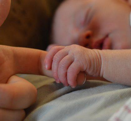 ¿Mi bebé estará durmiendo todo lo que necesita?