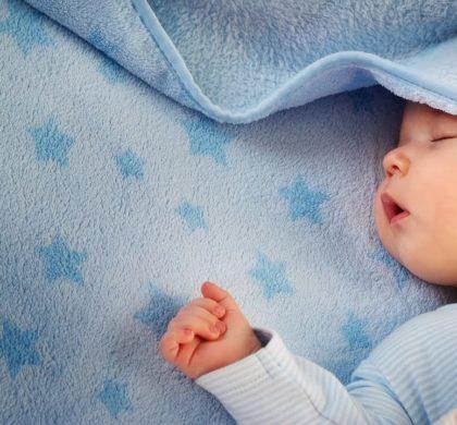 La música ayuda al bebé a dormir