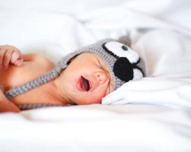 ¿Los bebés pueden usar almohada?