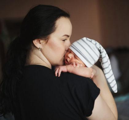 El bebé recién nacido